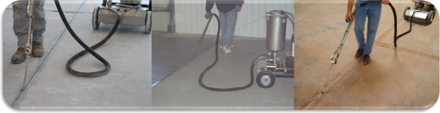 Construction Dispensing Equipment - Adhesive Systems